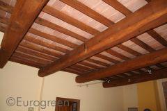 Orditura primaria e secondaria in legno
