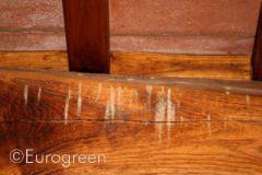 Tarli del legno trattamento travi